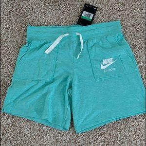 Nike Big Girls Vintage Shorts NWT